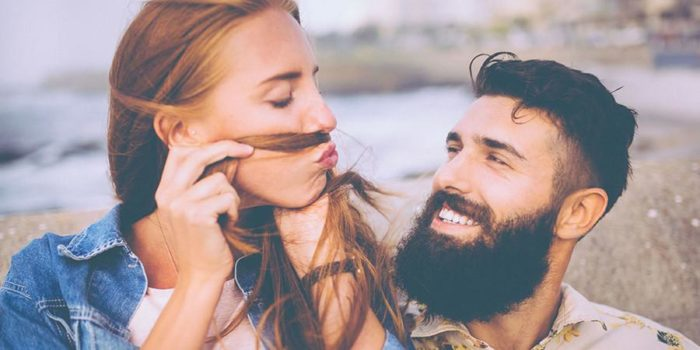 FANNIE: Women who love men with beards