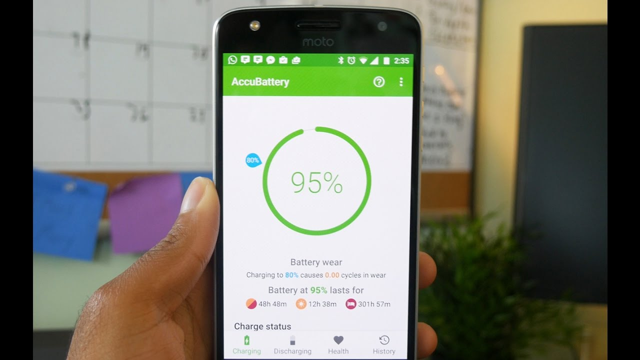 Guide to Check Android Battery Health and Performance - Tricia